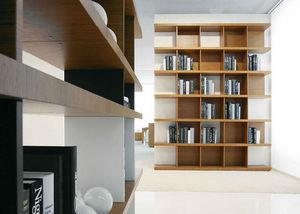 SILENIA - charlotte - Open Bookcase