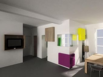 Agnes & Agnes -  - Interior Decoration Plan