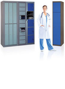 EVP - armoire visitable - Office Locker