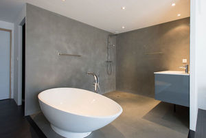 Rouviere Collection -  - Ground Waxed Concrete