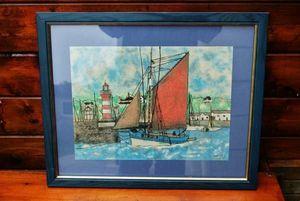 La Timonerie -  - Naval Painting