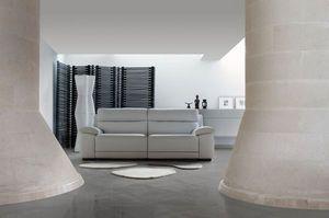Calia Italia - tiziano 785 - Recliner Sofa