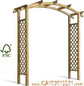 Case des iles -  - Garden Arch
