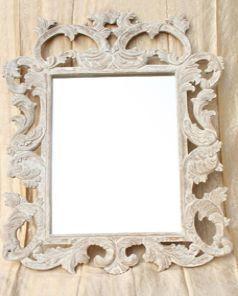 BLEU PROVENCE -  - Bathroom Mirror