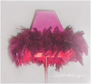 LAFILLEDUHANGAR -  - Lampshade