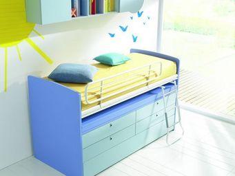 Mezzaline - colorite - Mezzanine Bed Child