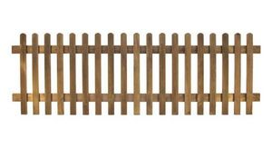 Larus -  - Fence With An Openwork Design