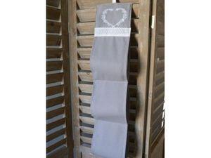 La petite Lucienne - linen - Toilet Paper Holder