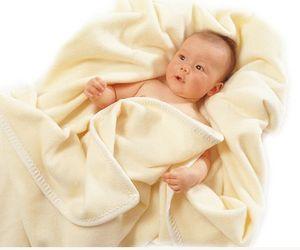 Brun De Vian-Tiran -  - Children's Blanket