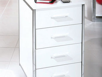 Miliboo - athy caisson - Desk Drawer Unit