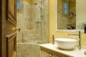 Telamon -  - Interior Decoration Plan Bathrooms