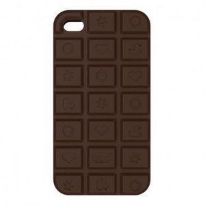 BUD - bud by designroom - coque iphone 4 design chocolat - Cellphone Skin