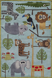 Momeni - lil mo whimsy - Children's' Rug
