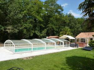 Abri-Integral - panorama - Sliding/telescopic Pool Enclosure