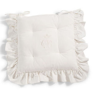 MAISONS DU MONDE - galette couronne - Chair Seat Cover