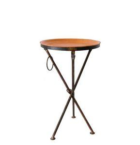 Sol & Luna -  - Pedestal Table