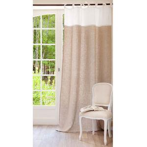 MAISONS DU MONDE - rideau tendresse - Lace Curtain