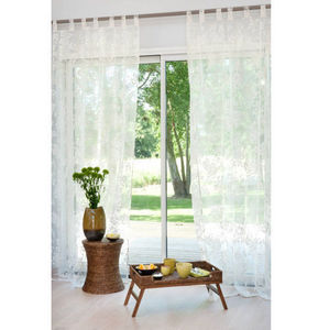 MAISONS DU MONDE - rideau fiora naturel - Tab Top Curtain