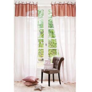 MAISONS DU MONDE - rideau carmen - Lace Curtain