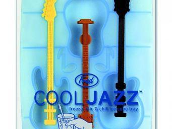 Manta Design - mélangeur glaçon design guitare (x3) - Ice Tray