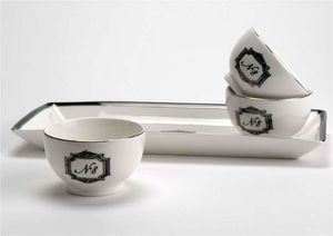 Amadeus - plateau 3 coupelles en porcelaine grand hôtel 34x1 - Bowl