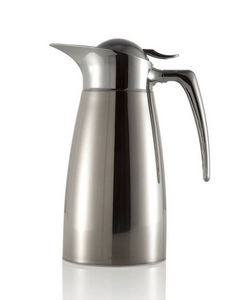 Brandani - carafe isotherme double paroi en inox 12x25,5cm - Thermal Coffee Pot