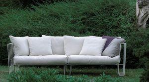 Living Divani - hoop - Garden Sofa