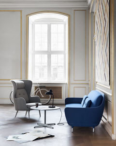 Fritz Hansen -  - Armchair With Headrest