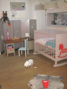 MADAKET -  - Baby Bed