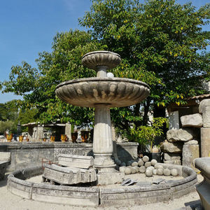Atelier Alain Edouard Bidal -  - Outdoor Fountain