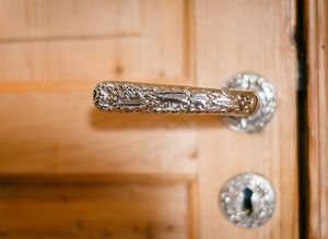 BRASS -  - Lever Handle