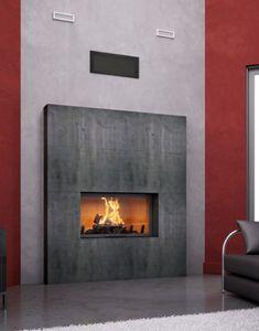 Seguin Duteriez - yuma - Closed Fireplace