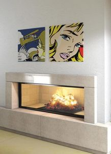Seguin Duteriez - alicia - Closed Fireplace