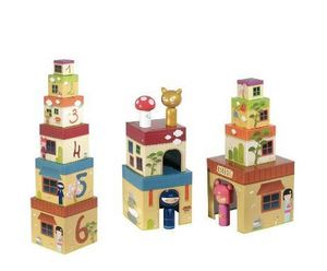 Au Sycomore -  - Building Set