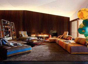 ROCHE BOBOIS - voyage immobile - Adjustable Sofa