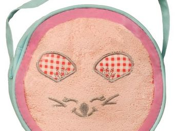 SIRETEX - SENSEI - sac à main pvc 1 serviette brodée mouse room - Handbag (children)