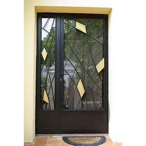 Reignoux Creations -  - Glazed Entrance Door