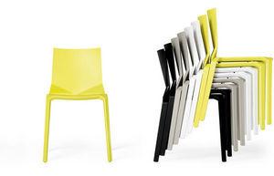 Kristalia - plana - Stackable Garden Chair