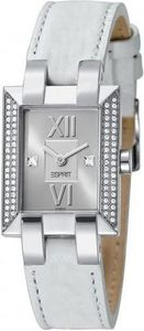 ESPRIT - esprit glam quad white - Watch