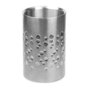 WHITE LABEL - rafraîchisseur en inox effet bulles - Ice Bucket