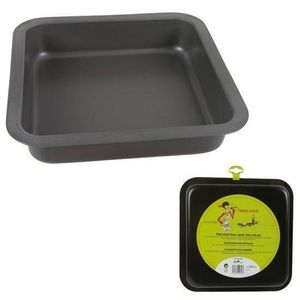 WHITE LABEL - plat à four carré collection tante lucie - Baking Tray