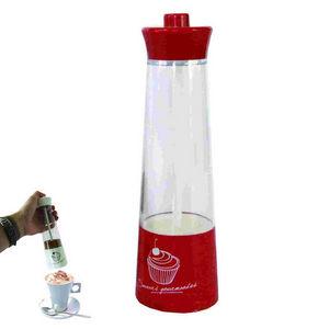 WHITE LABEL - doseur à sucre saupoudreur - Shaker