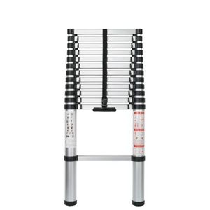 RIBITECH - echelle télescopique en aluminium ribiland - Double Ladder