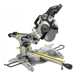 FARTOOLS - scie à onglet radiale bois et métal 1500 watts far - Radial Saw