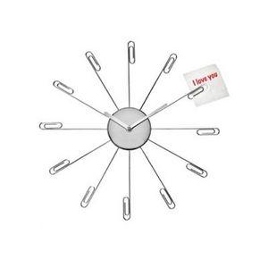 Present Time - horloge trombone - Wall Clock
