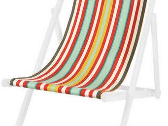 Artiga - toile artiga arbonne pour chilienne 118x42cm - Deck Chair