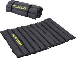 ZOLUX - tapis extérieur matelassé gris en polyester 87x65x - Dog Bed