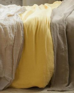 Couleur Chanvre - chanvre pur- - Bed Sheet