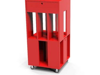 MALHERBE EDITION -  - Movable Children's Storage Furniture