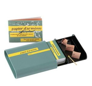 Papier D'armenie - le kit - Perfumed Paper